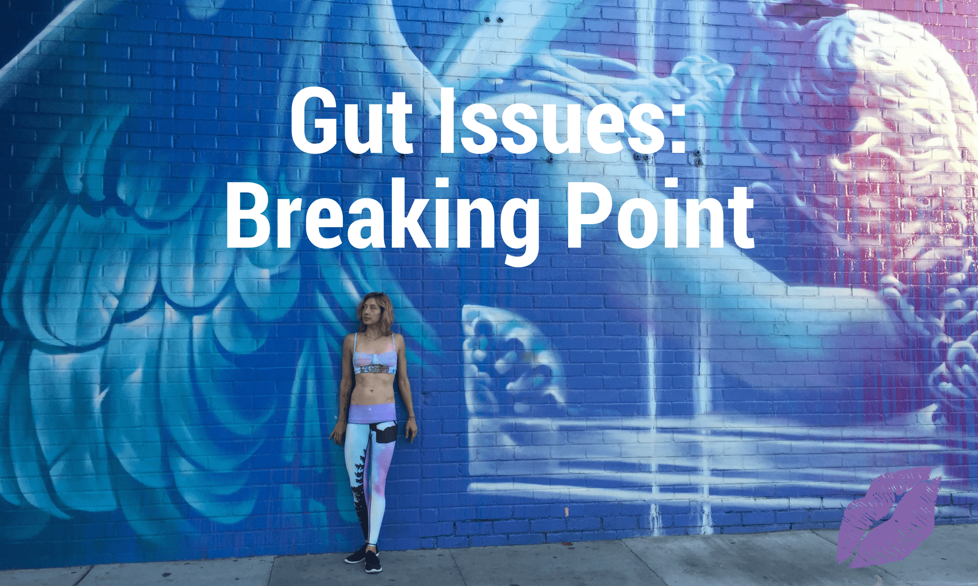Gut Issues-Breaking Point- Lesley Logan Pilates
