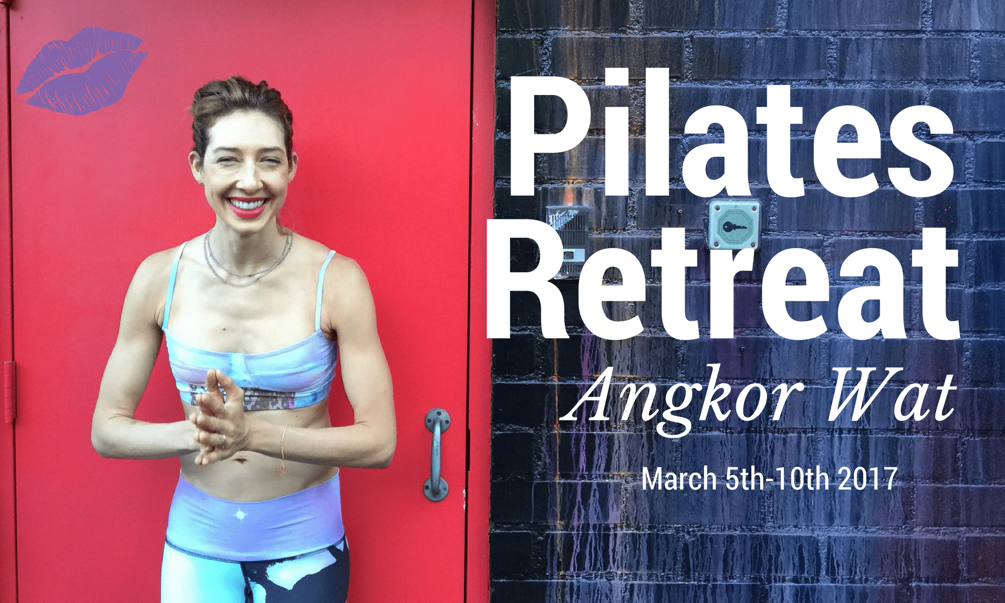 Pilates Retreat Angkor Wat March 2017 Lesley Logan Pilates