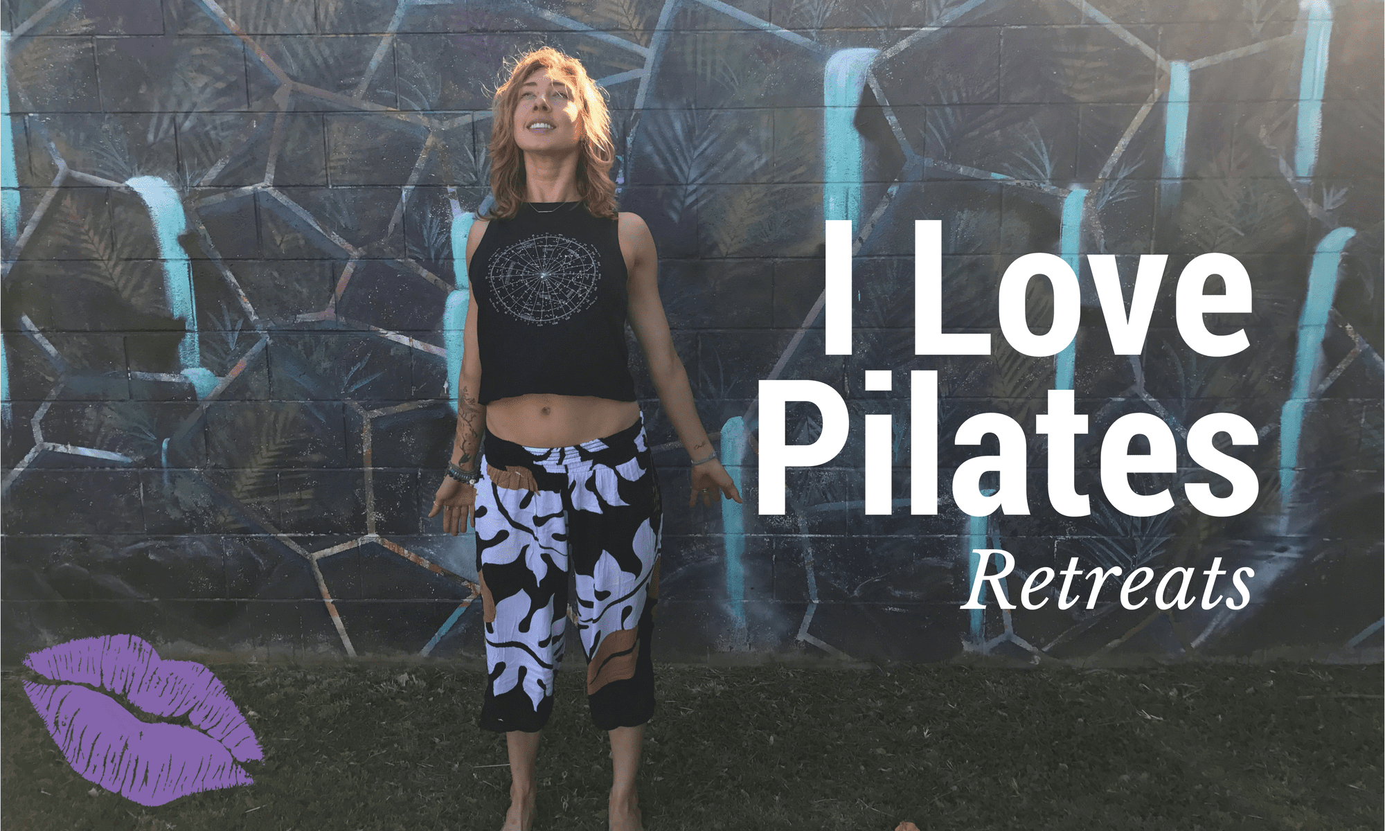 Why I love Pilates blog post Lesley Logan Pilates