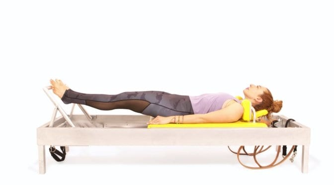 Footwork on the Reformer | Online Pilates Classes