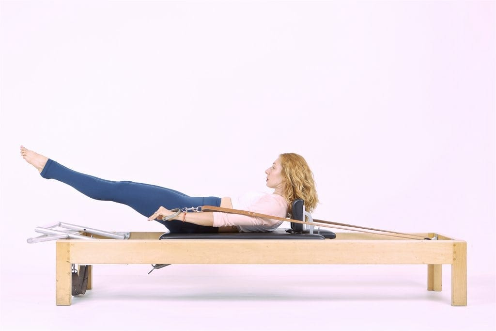 Pilates Coordination on the Reformer