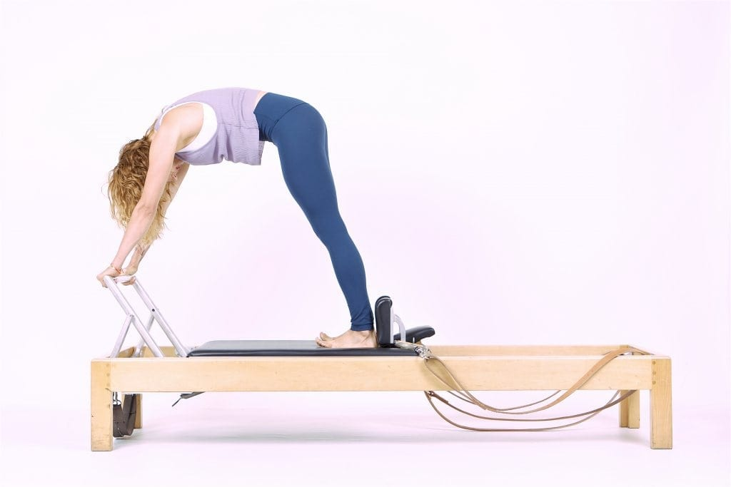 Pilates Elephant on the Reformer