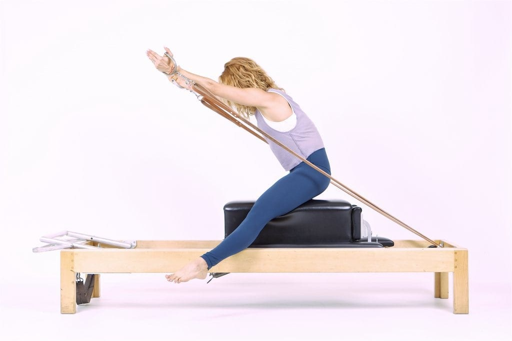Horseback on the Reformer