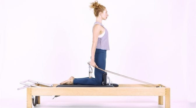 Chest Expansion on the Reformer
