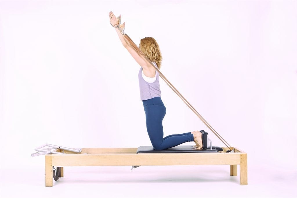 Arm Circles on the Reformer