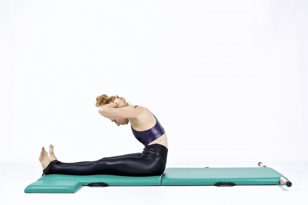 Neck Pull on the Mat