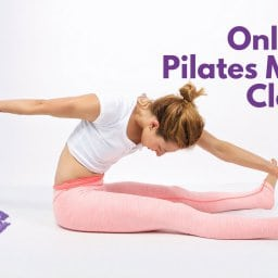 Online Pilates Mat Classes Lesley Logan Saw Pink