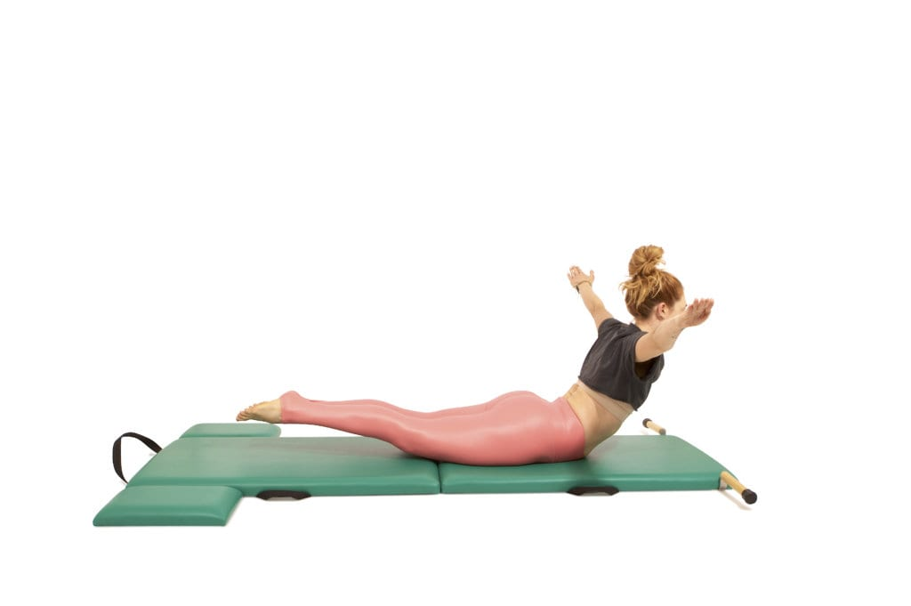 Swan and Swan on the Mat | Online Pilates Classes