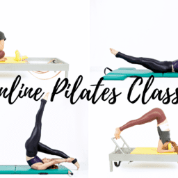 Mat & Reformer Classes | Online Pilates Classes