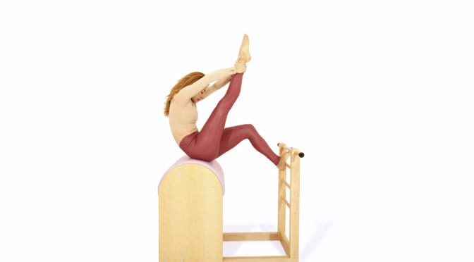 Short Box Series on the Ladder Barrel | Online Pilates Classes