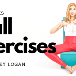 Pilates Exercises You Can Do at the Wall