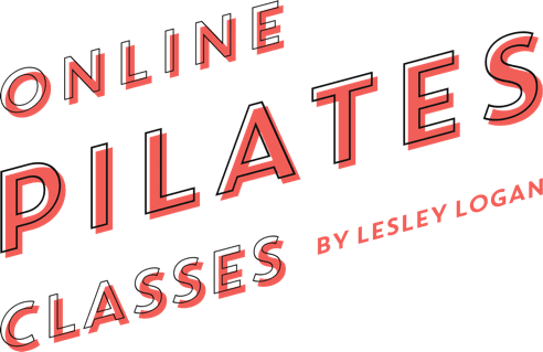 Online Pilates Classes with Lesley Logan Logo