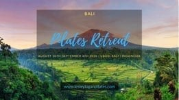 Pilates Retreat Bali Ubud Aug 30 - Sep 4 2020