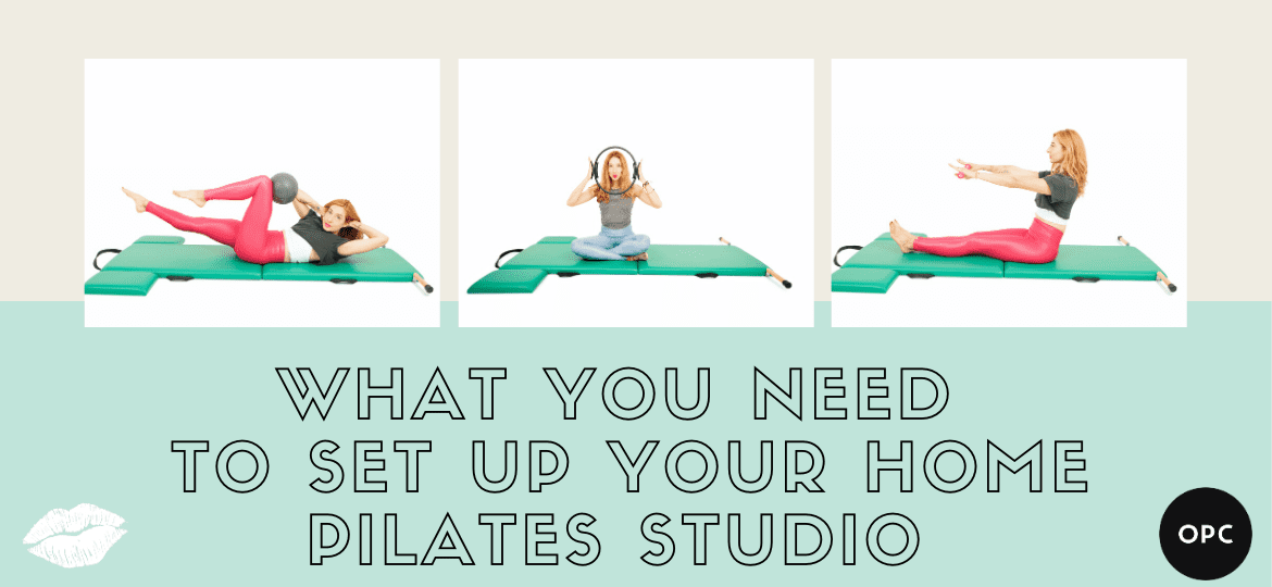 What you need to Set Up Your Home Pilates Studio   Online Pilates Classes