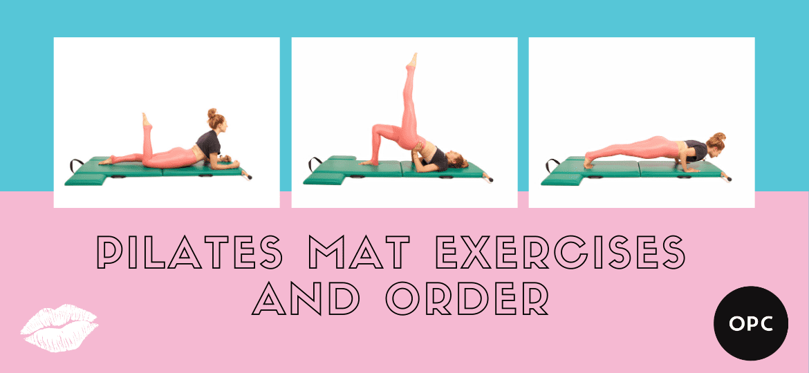 Pilates Mat Exercises and Order